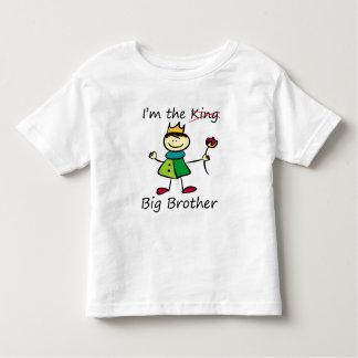I'm the Big Brother: Edun Live Toddler T-shirt