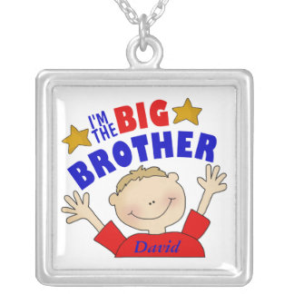 I'm The Big Brother Necklace
