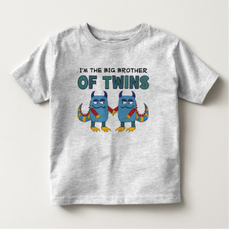 I'm the Big Brother of Twins T Shirt