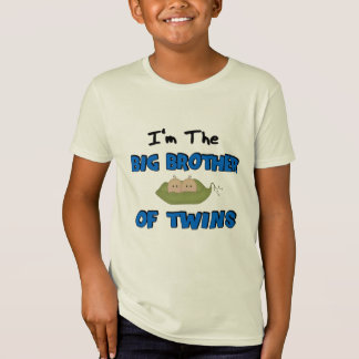 Im the BIG BROTHER of TWINS T-Shirt