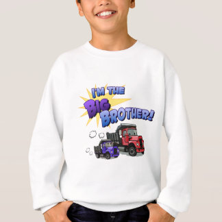 I'm the Big Brother! Sweatshirt
