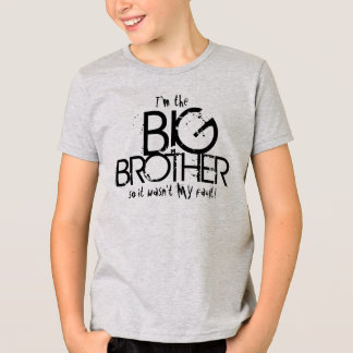 I'm the BIG BROTHER tee! T-Shirt