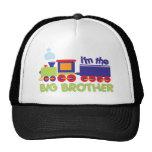 I'm the Big Brother Train T-shirt Mesh Hats