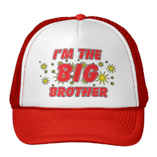 I'm The Big Brother Trucker Hat