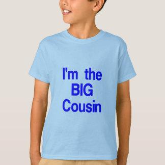 I'm the Big Cousin T-shirt - boy