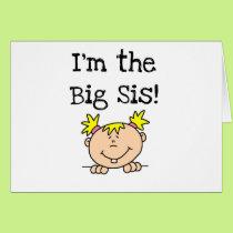 I'm the Big Sis Card