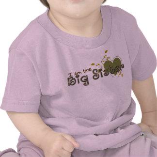 I'm the Big Sis Tee Shirt