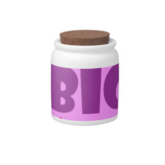 I'm the big sister candy jar