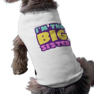 I'm The Big Sister Doggie Tee
