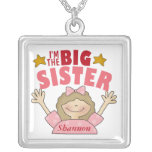 I'm The Big Sister Necklace
