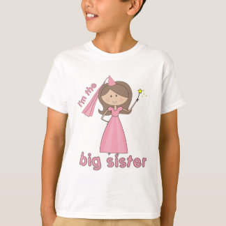 i'm the big sister princess T-Shirt
