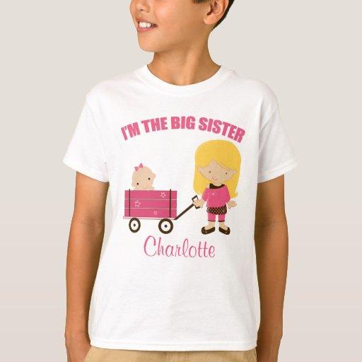 I'm the Big Sister T-Shirt