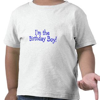 Im The Birthday Boy (Blue) Tee Shirts