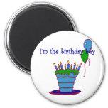 I'm The Birthday Boy Magnets