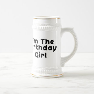 I'm The Birthday Girl Mug