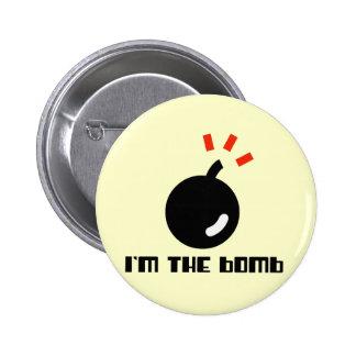 I'm The Bomb Button