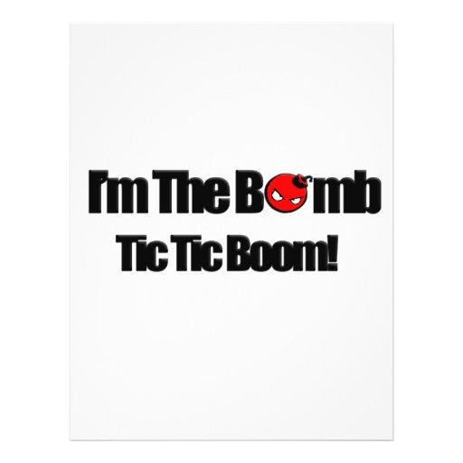 I'm The Bomb Flyer