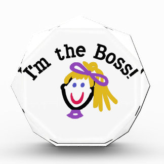 Im The Boss Award