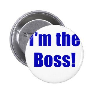 Im the Boss Buttons