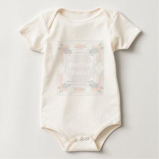 """I'm The Boss""  Easy Create Magic Design Baby Bodysuit"