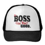 I'm the Boss Hat