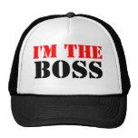 I'm The Boss Mesh Hat