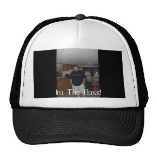 Im The Boss! Trucker Hat