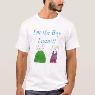 I'm the Boy Twin!!! T-Shirt