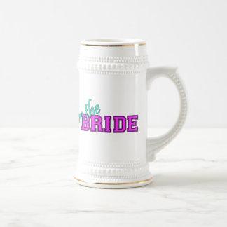 I'm The Bride Beer Stein