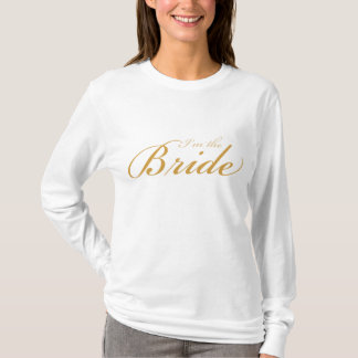 I'm the Bride - I'm Getting Married T-Shirt 04