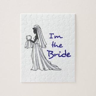 I'm The Bride Puzzle