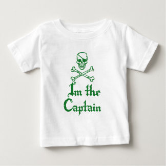Im the Captain Baby T-Shirt