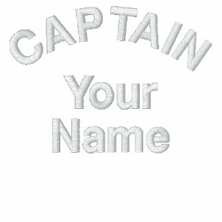 I'm the Captain. Get over it - funny Hoodies