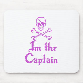 Im the Captain Mouse Pad