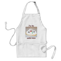 I'm The Cookie Baker Adult Apron