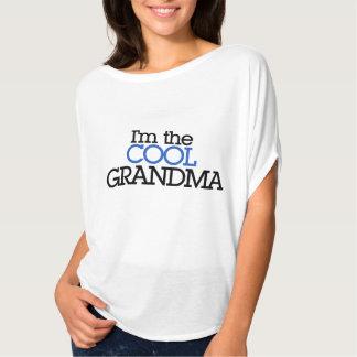 I'm the cool grandma t shirts