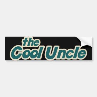 I'm the Cool Uncle Bumper Sticker