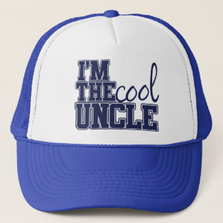 Im the cool uncle trucker hat