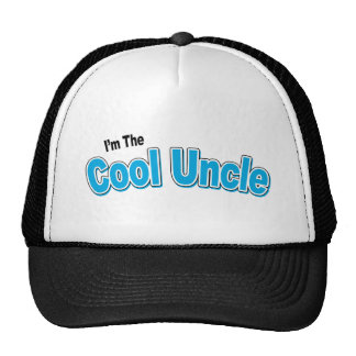 I'm The Cool Uncle Trucker Hat
