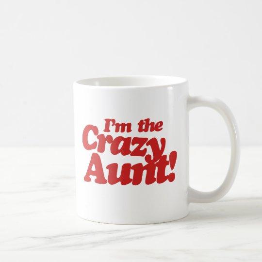Im the Crazy Aunt Coffee Mug