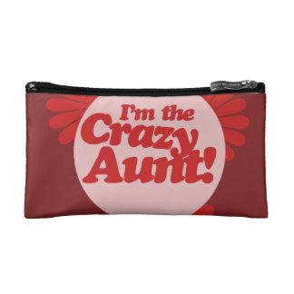 Im the Crazy Aunt Makeup Bag