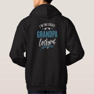 I'm The Crazy Grandpa Hoodie