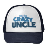 I'm the Crazy Uncle Trucker Hats