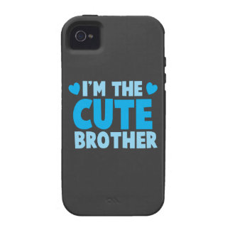 I'm the cute brother Case-Mate iPhone 4 cases