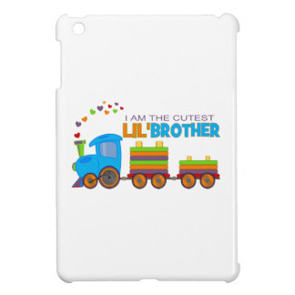 I'm the cutest Lil' Brother Cover For The iPad Mini