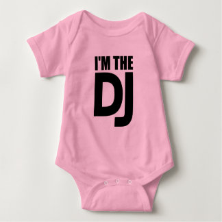 I'm the DJ Baby Bodysuit