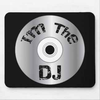 I'm the DJ Mouse Pad