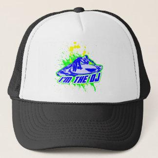 I'm the DJ Trucker Hat