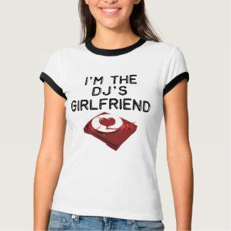 I'm The DJ's Girlfriend T-Shirt