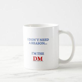 I'm the DM Coffee Mug